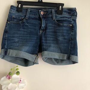 Arizona Jeans Denim Shorts Size 0